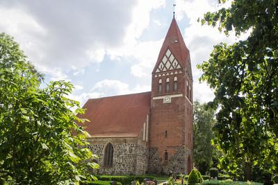Kirche Biestow