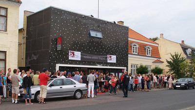 dyrke biograf Korsør